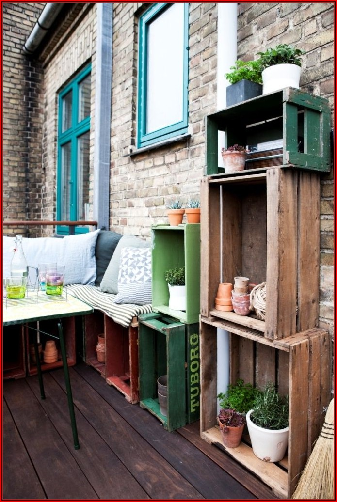 Diy Ideen Terrasse