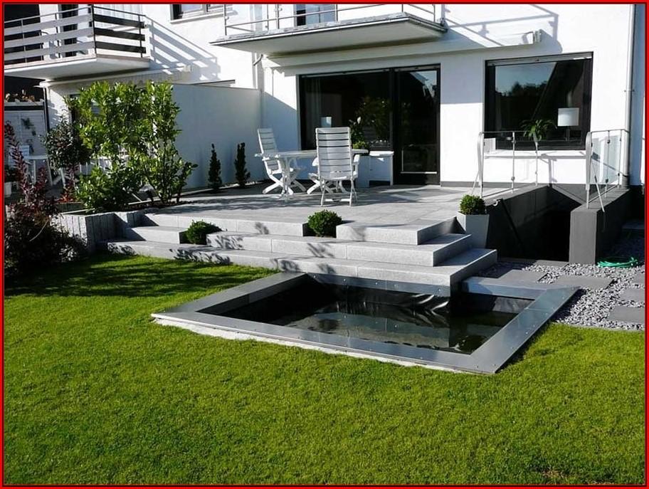 Gartengestaltung Terrasse Ideen