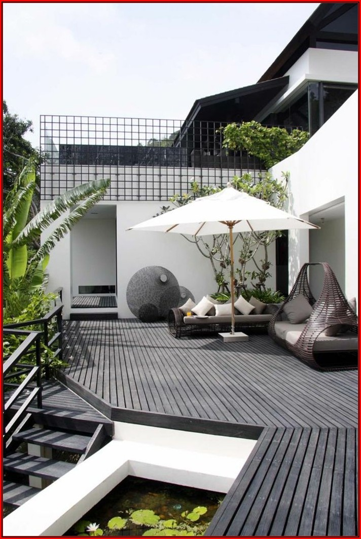 Gartengestaltung Terrassengestaltung Ideen