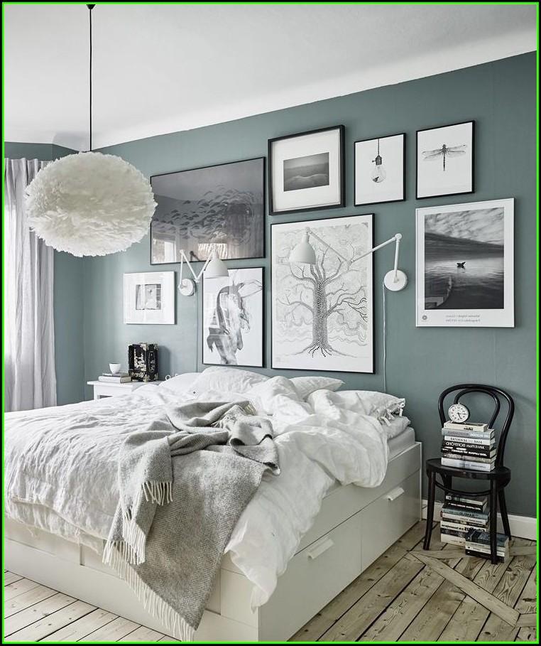 Graues Schlafzimmer Ideen