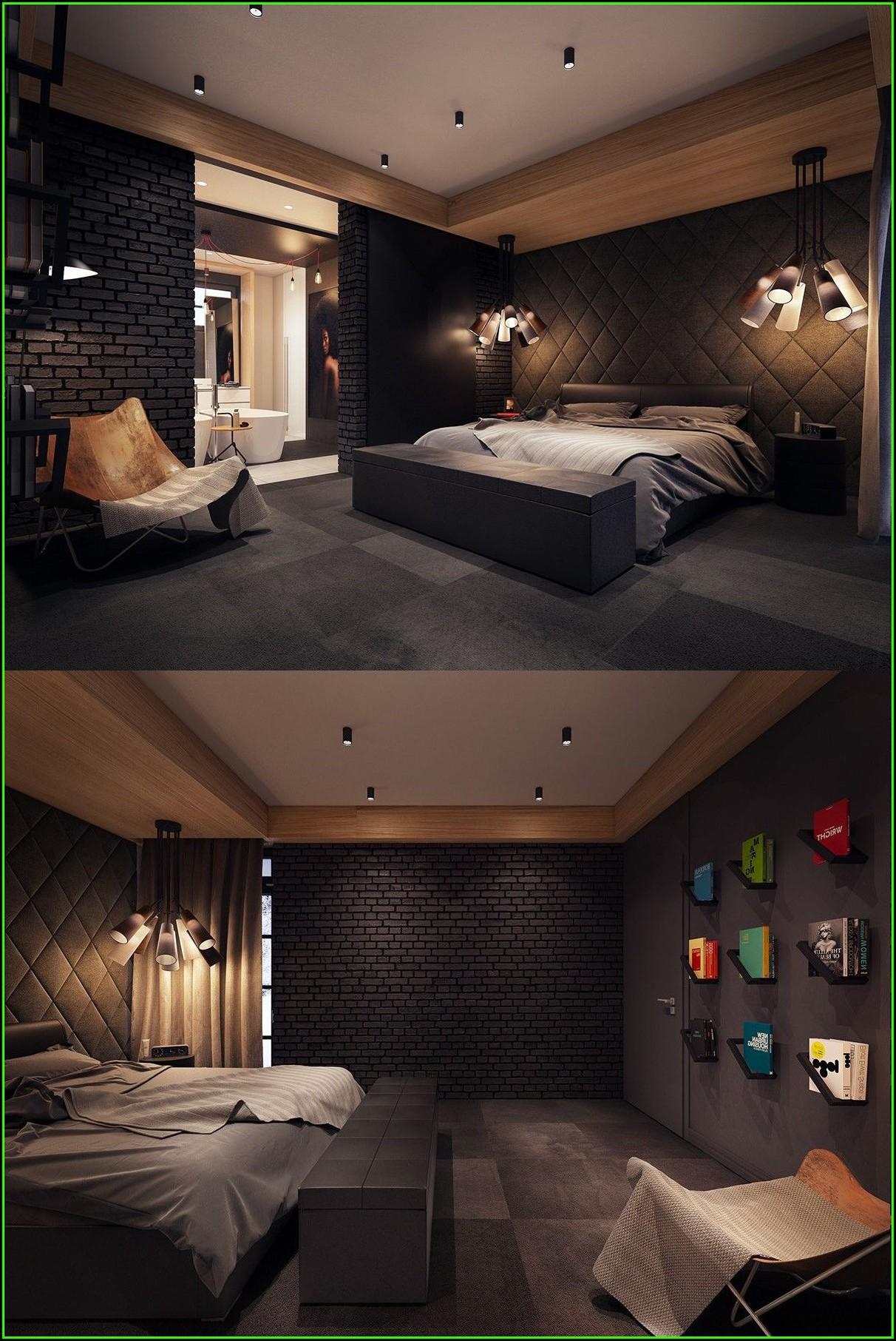 Herren Schlafzimmer Ideen