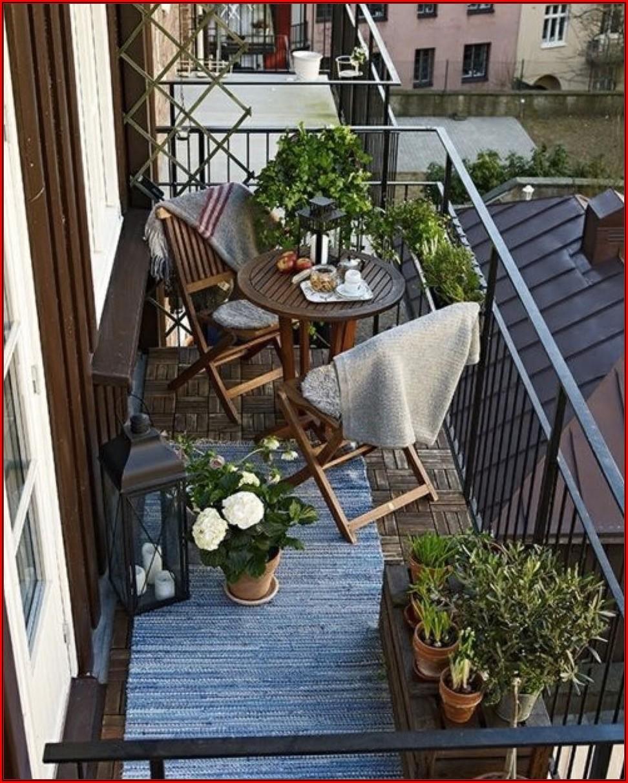 Idee Deco Balcon Terrasse
