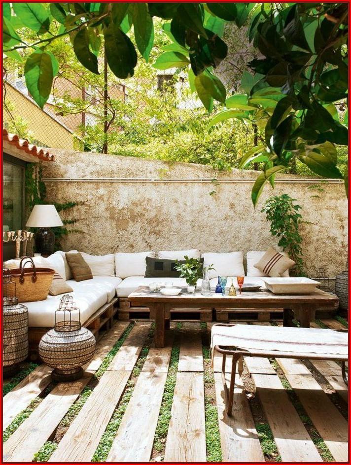 Idee Deco Petit Terrasse