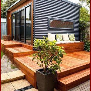Idee Deco Petite Terrasse Bois