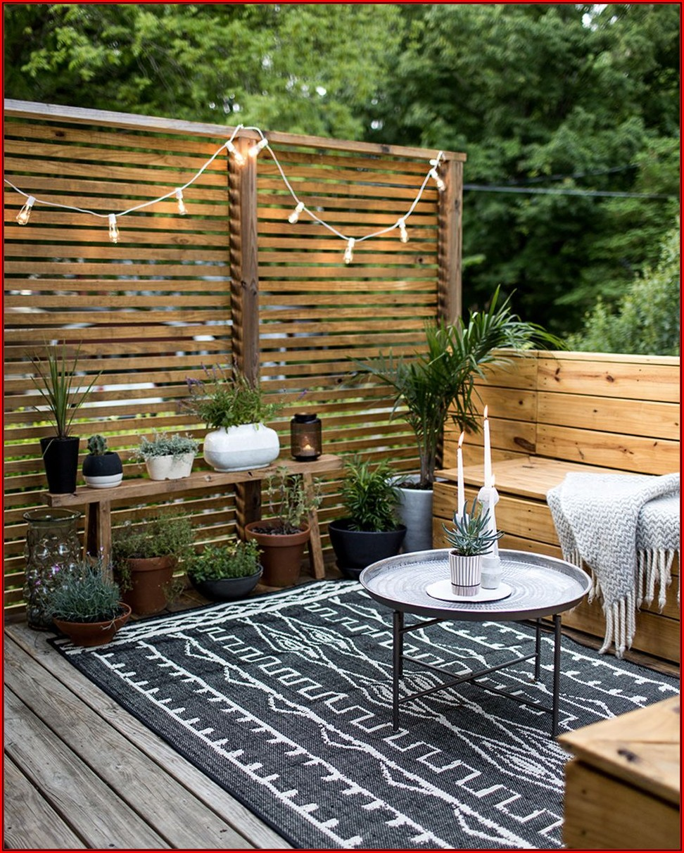 Idee Deco Terrasse Beton
