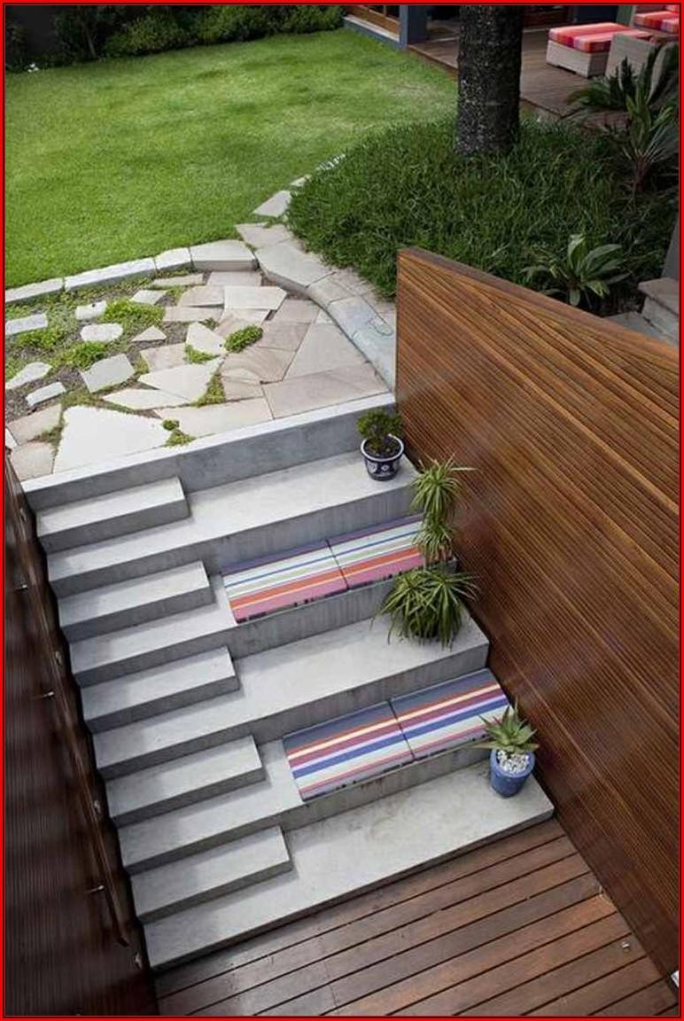 Idee Deco Terrasse De Jardin