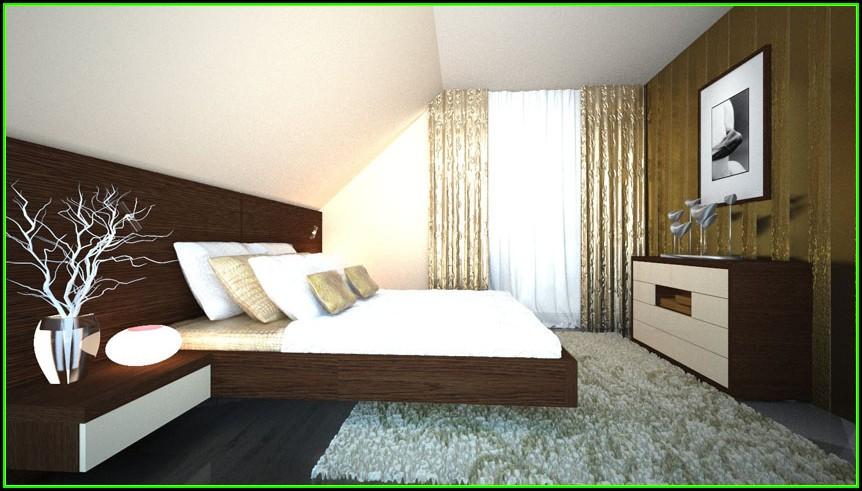 Ideen Dachschrägen Schlafzimmer