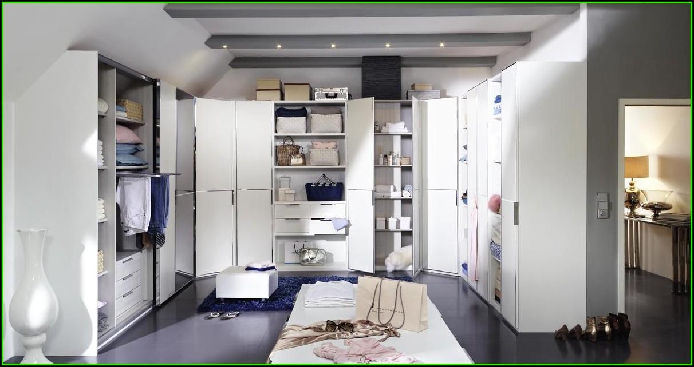Ideen Für Begehbaren Kleiderschrank Im Schlafzimmer