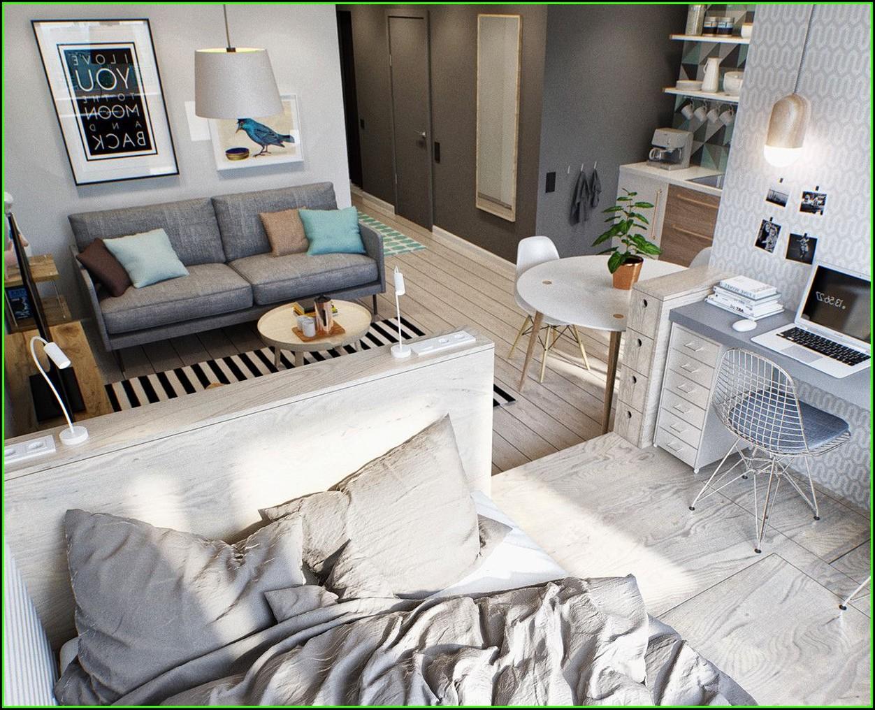 Ideen Für Kleine Wohn Schlafzimmer