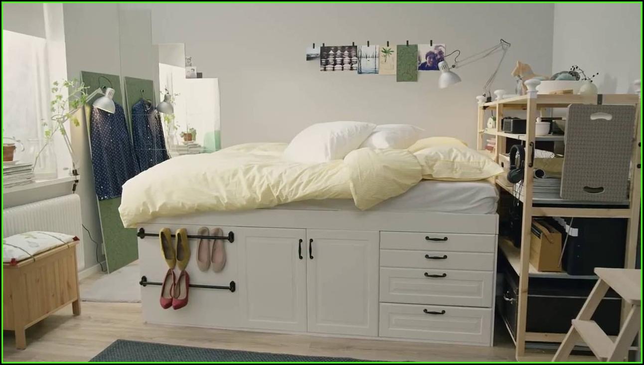 Ideen Für Kleines Wohn Schlafzimmer