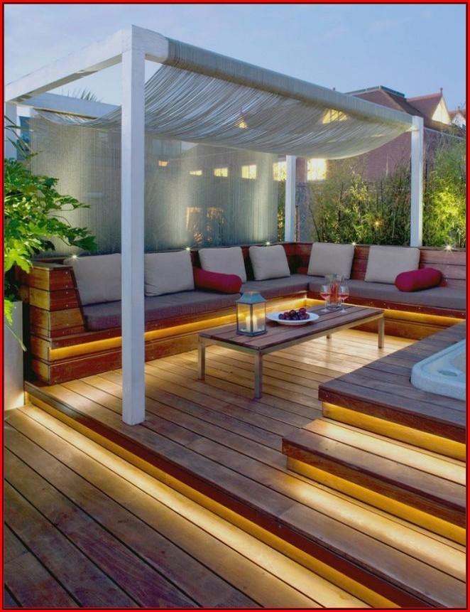 Ideen Für Moderne Terrassengestaltung