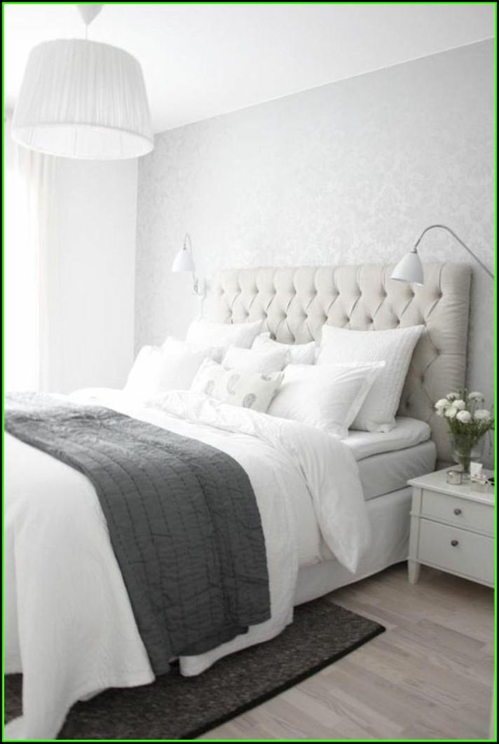 Ideen Für Tapeten Im Schlafzimmer