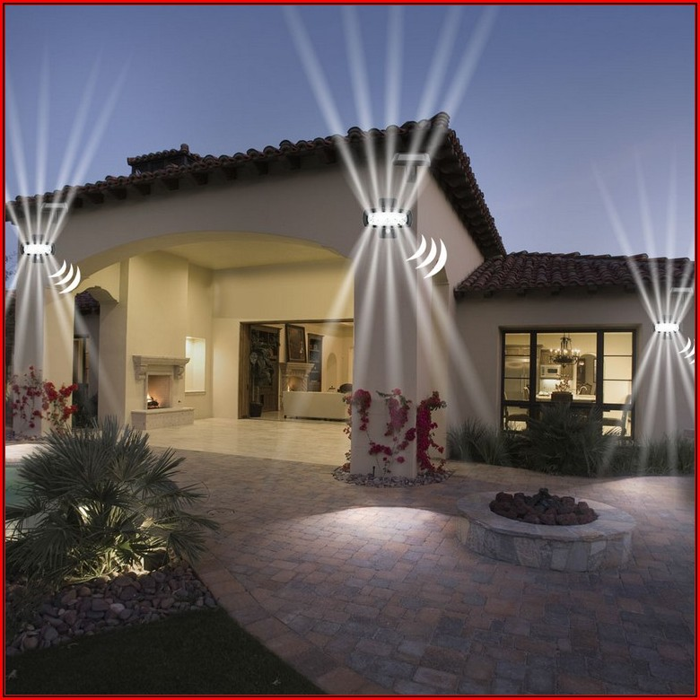 Ideen Für Terrassenbeleuchtung