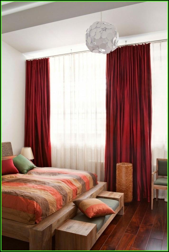 Ideen Gardinen Schlafzimmer