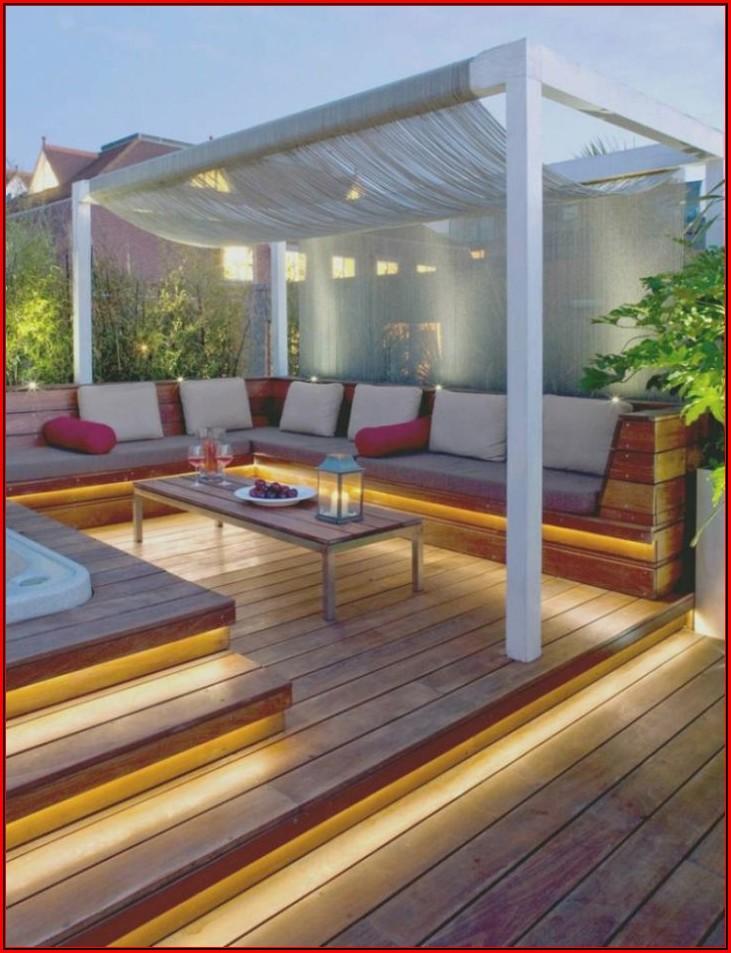 Ideen Garten Terrasse