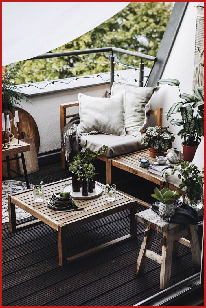 Ideen Gestaltung Terrasse