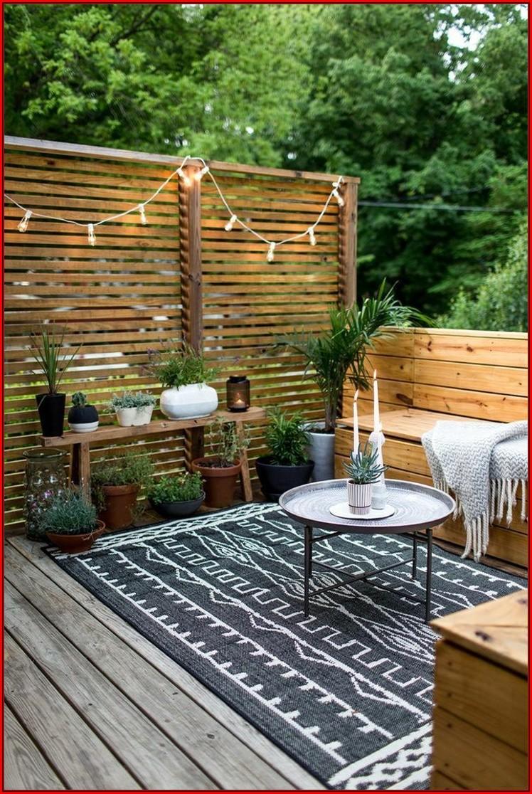Ideen Kleine Terrassen