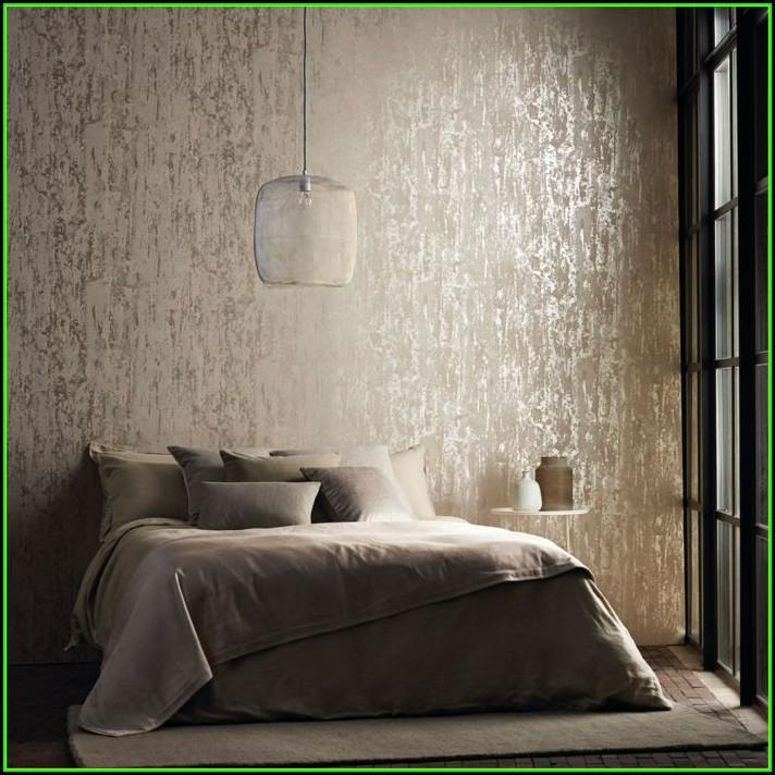 Ideen Schlafzimmer Tapete