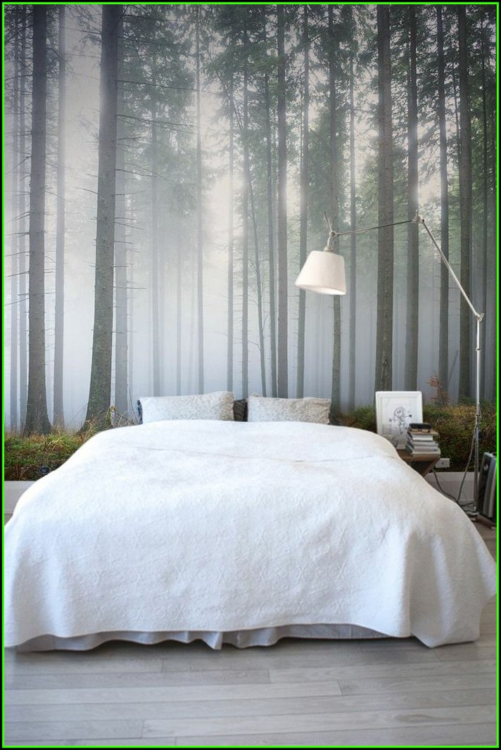 Ideen Schlafzimmer Tapeten
