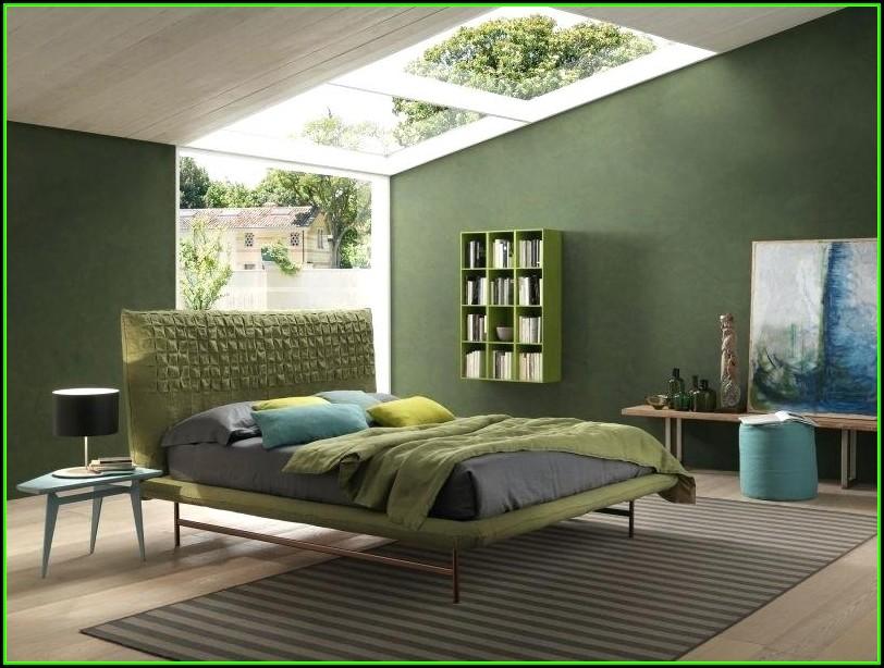 Ideen Schlafzimmergestaltung Farbe