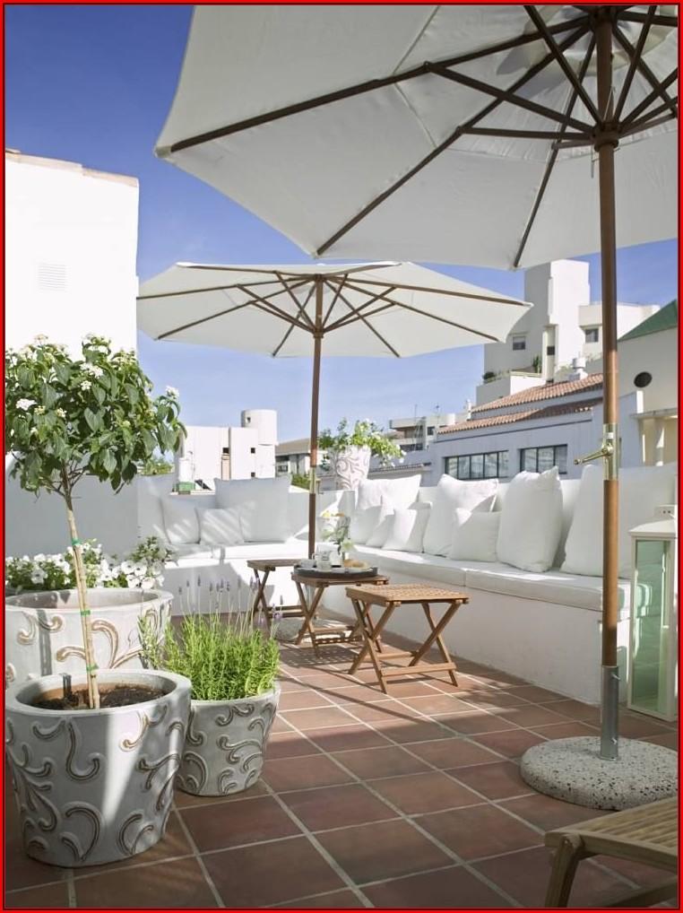 Ideen Terrassen Einrichtung