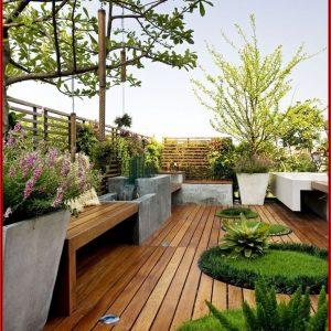 Ideen Terrassengestaltung Holz