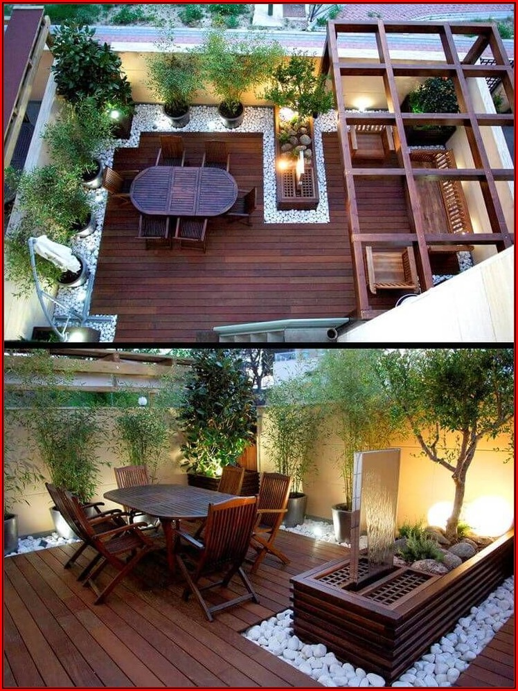 Ideen Terrassengestaltung
