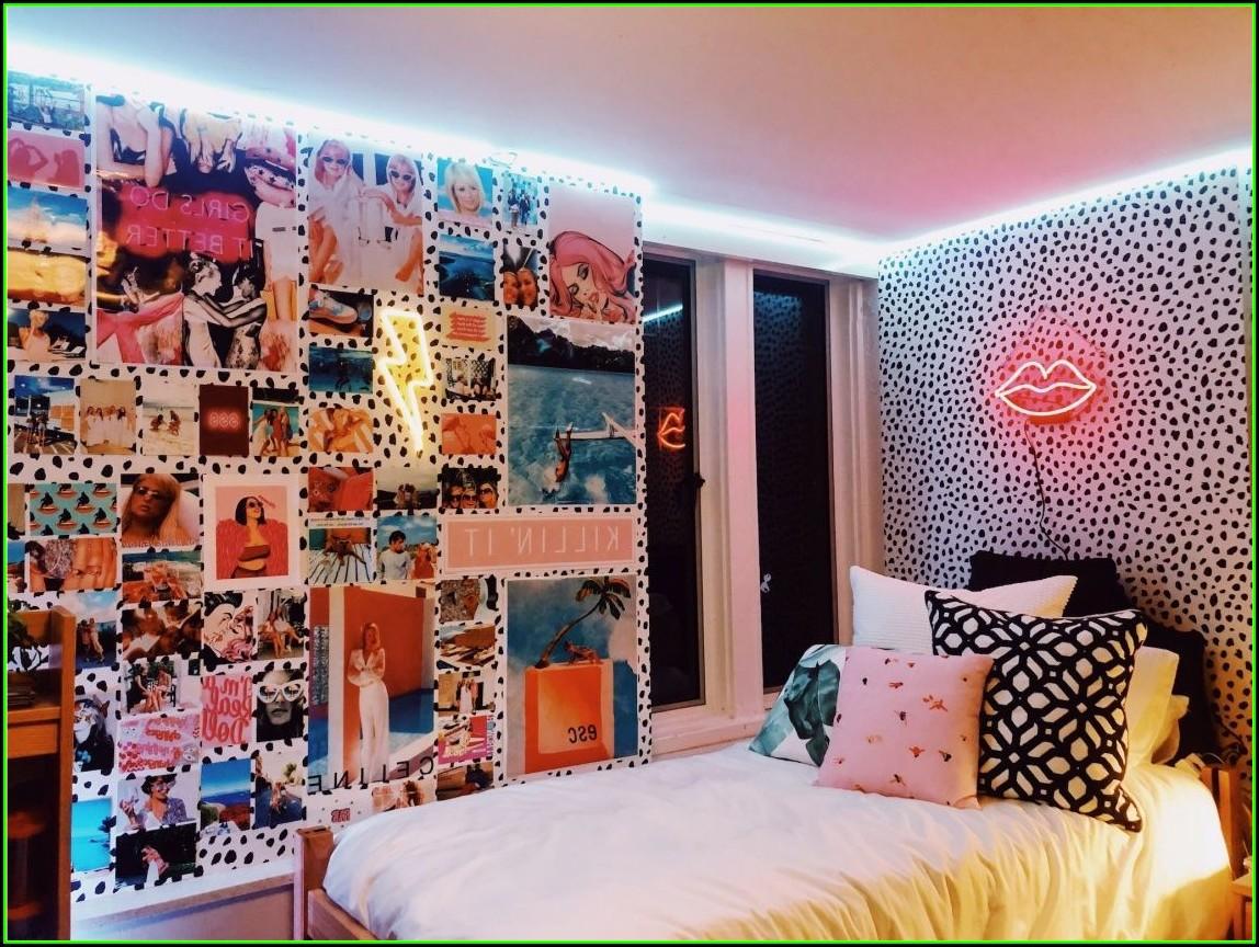 Ideen Wanddeko Schlafzimmer