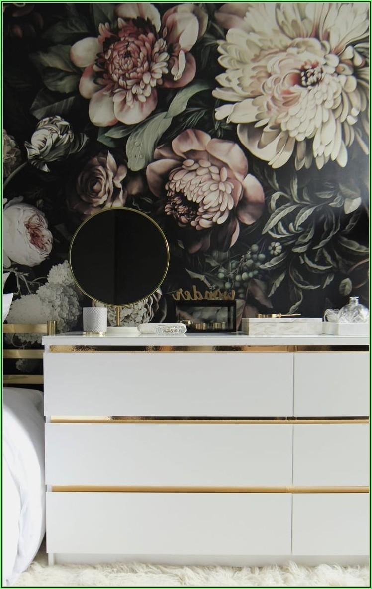 Ikea Malm Ankleidezimmer