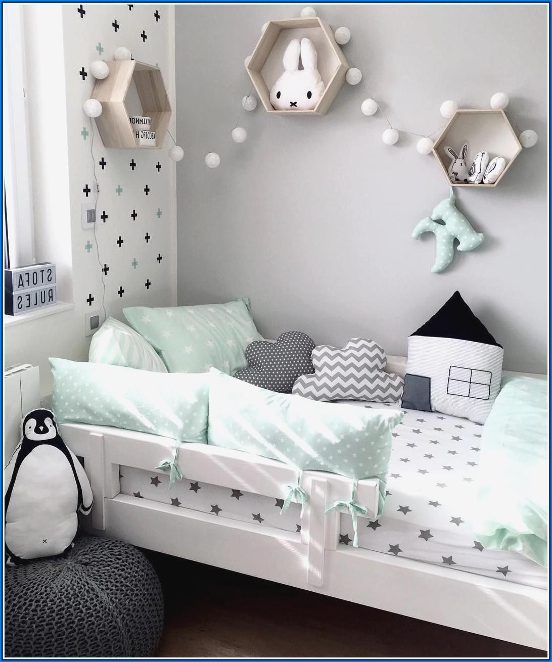 Kinderzimmer Grau Pink