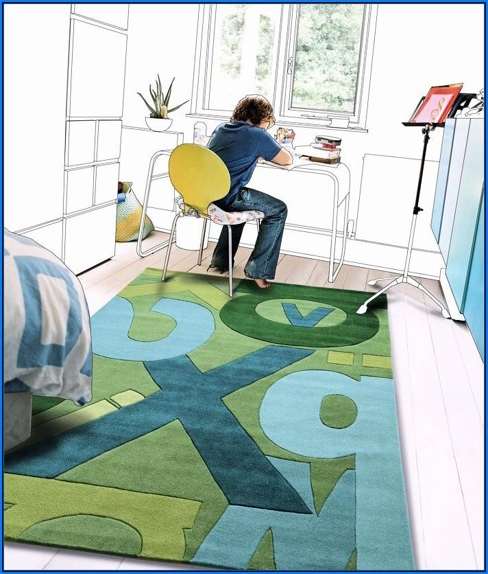Kinderzimmer Teppich Junge Ikea