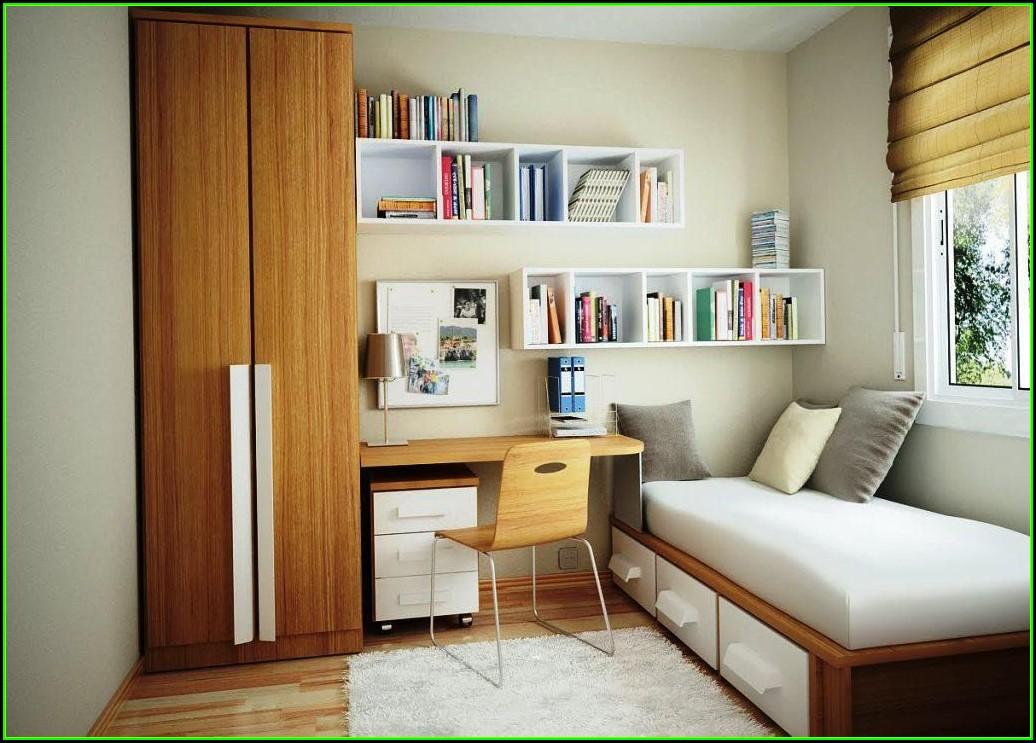 Kleines Schlafzimmer Deko Ideen