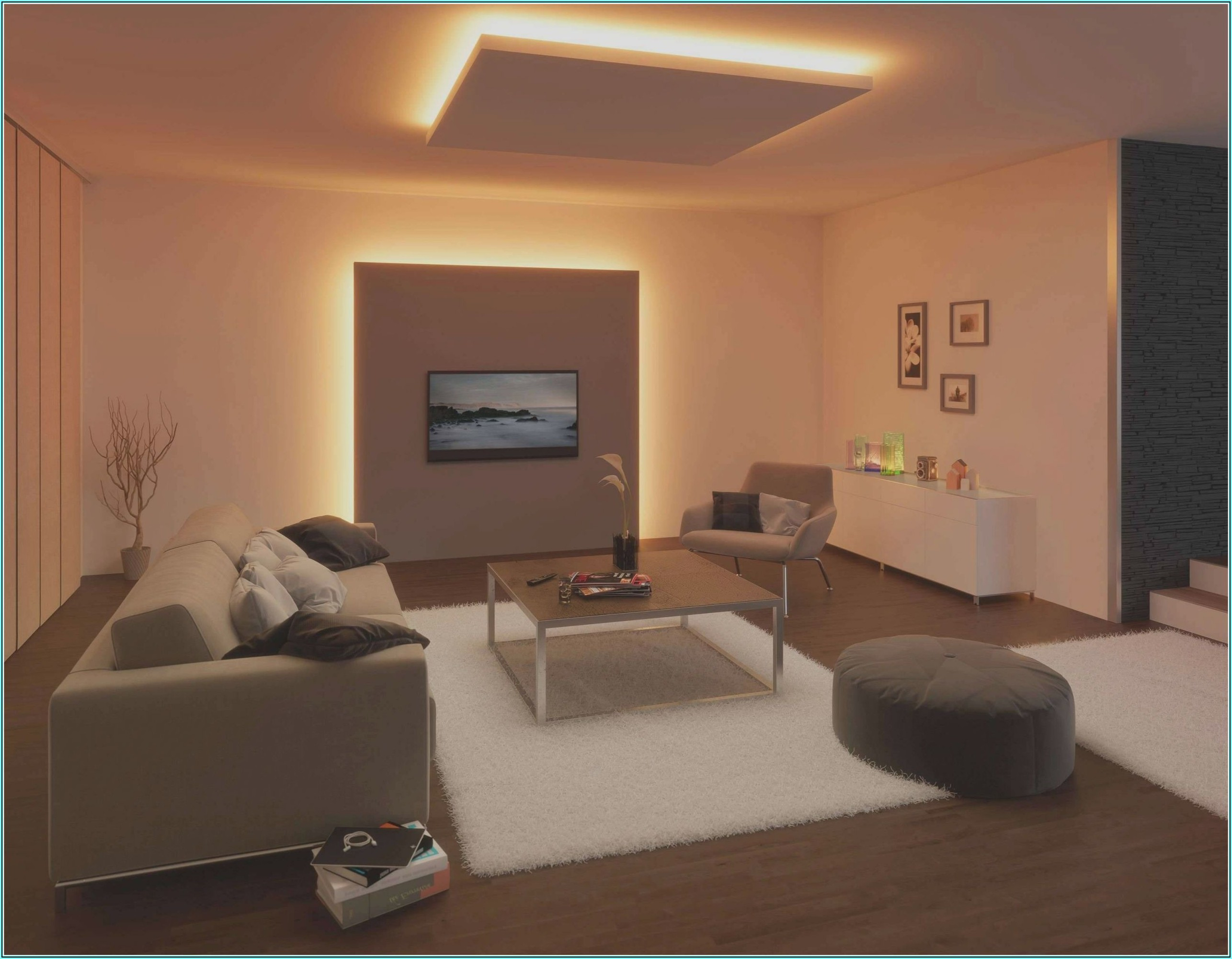 Kreative Wohnzimmer Ideen
