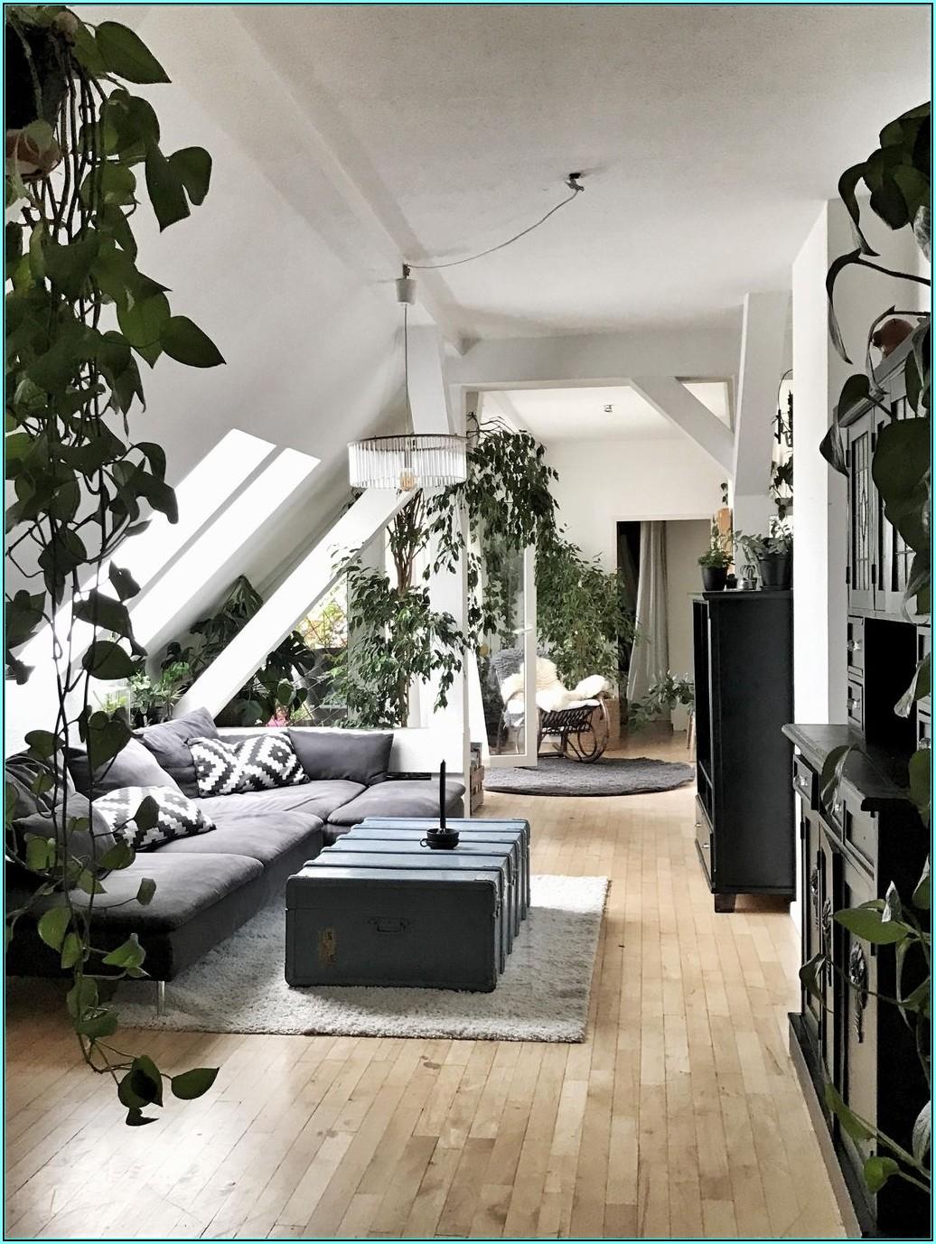 Pflanzen Wohnzimmer Ideen