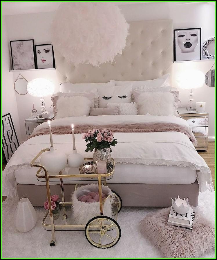 Romantische Deko Ideen Fürs Schlafzimmer