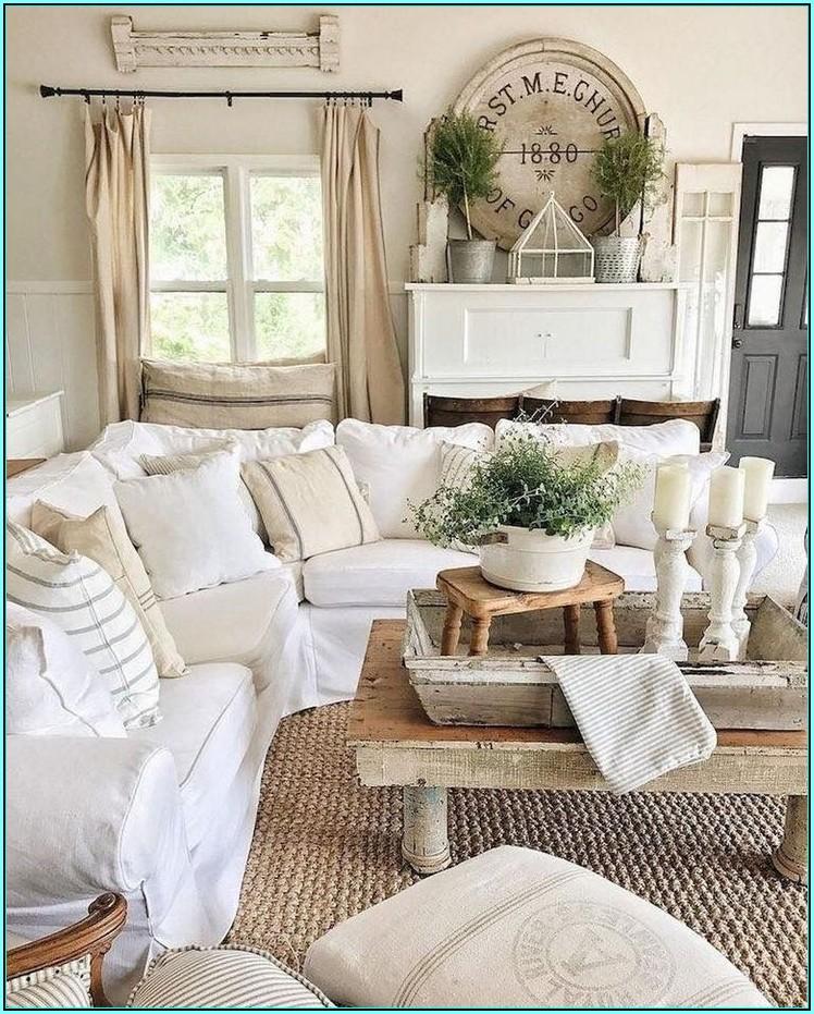 Rustikales Wohnzimmer Ideen