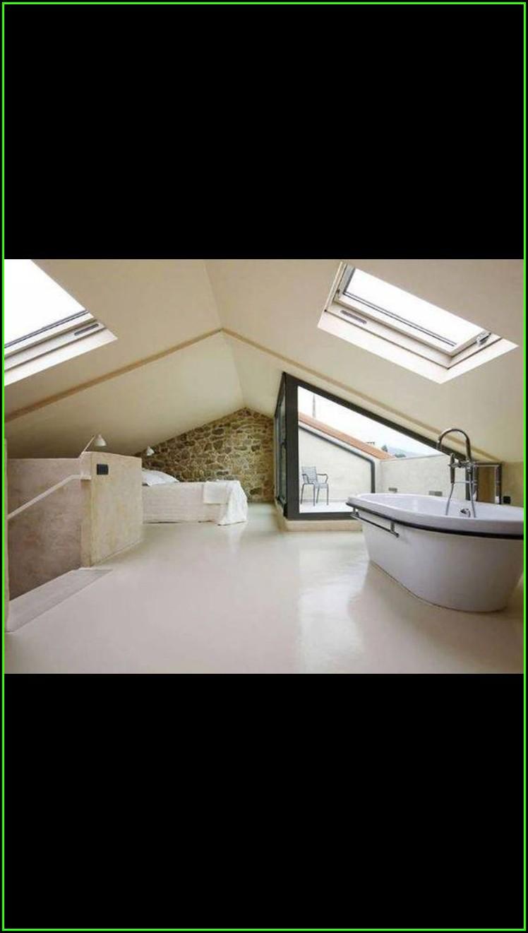 Schlafzimmer Dachboden Ideen
