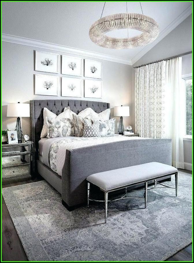 Schlafzimmer Deko Ideen Grau Rosa