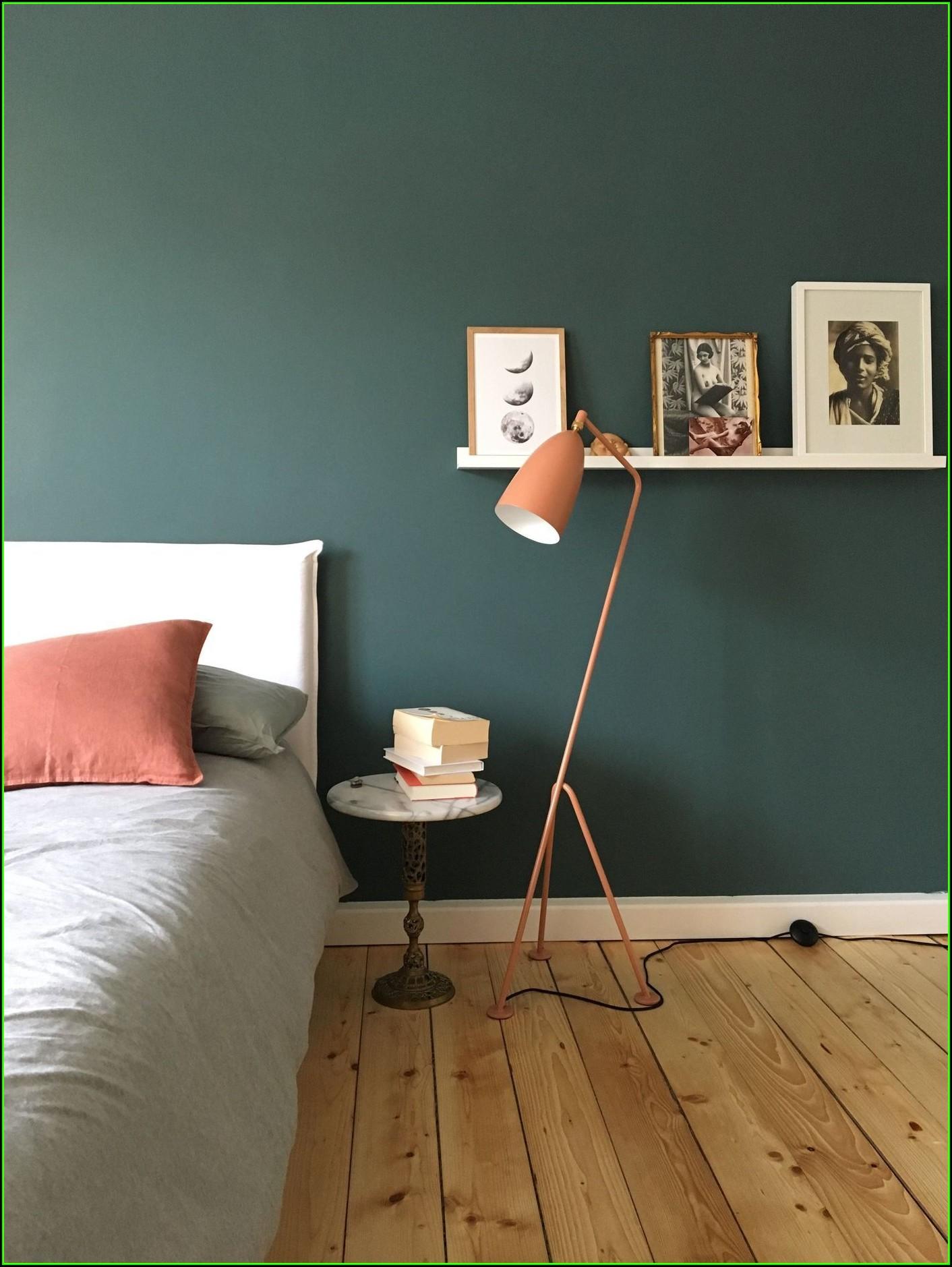 Schlafzimmer Grün Streichen Ideen