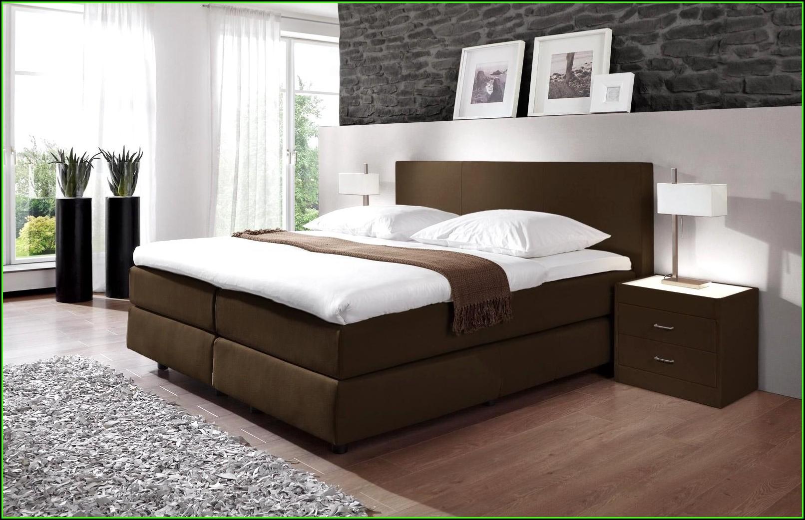 Schlafzimmer Ideen Braun Weiß