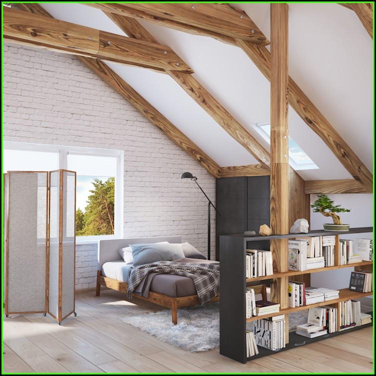 Schlafzimmer Ideen Dachgeschoss