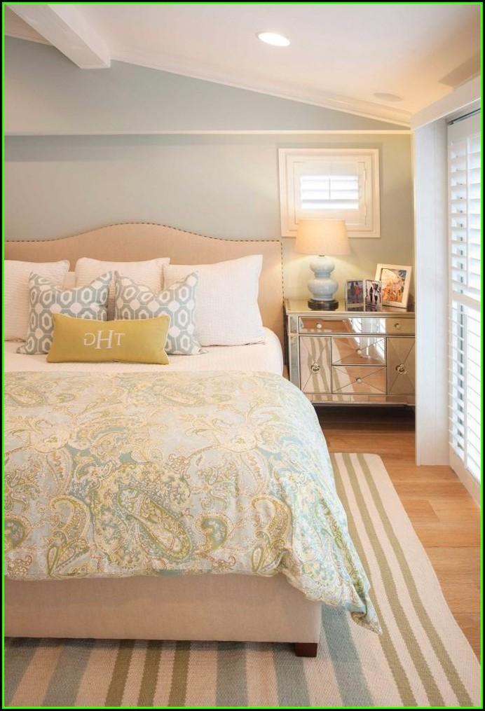 Schlafzimmer Ideen Hellblau