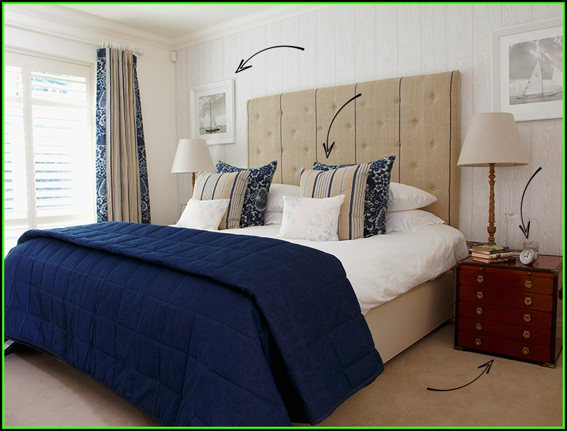 Schlafzimmer Ideen Maritim