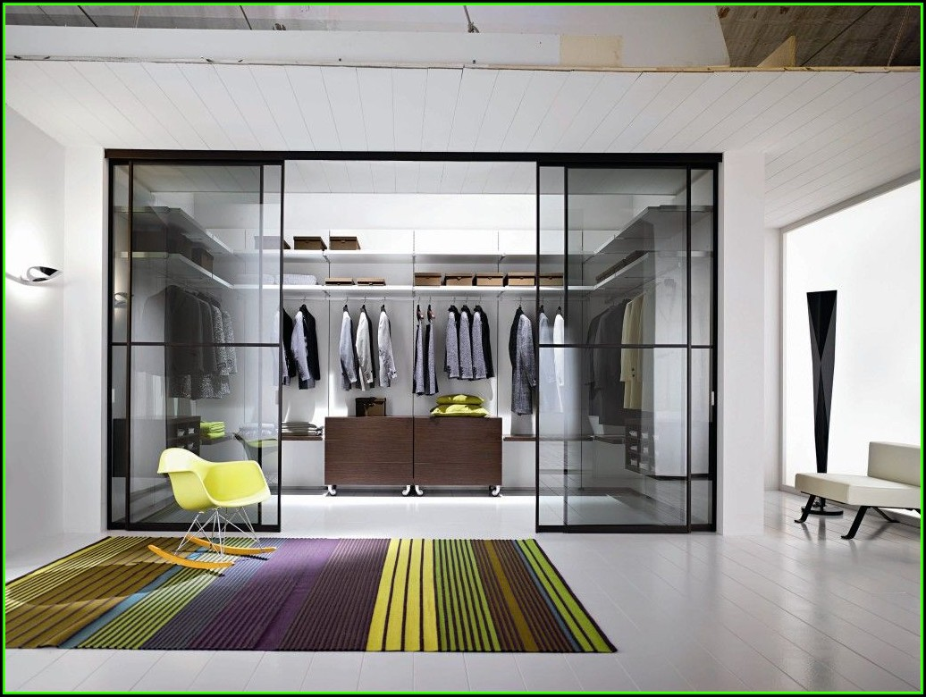 Schlafzimmer Ideen Mit Begehbarem Kleiderschrank
