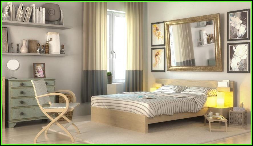 Schlafzimmer Ideen Ohne Kleiderschrank