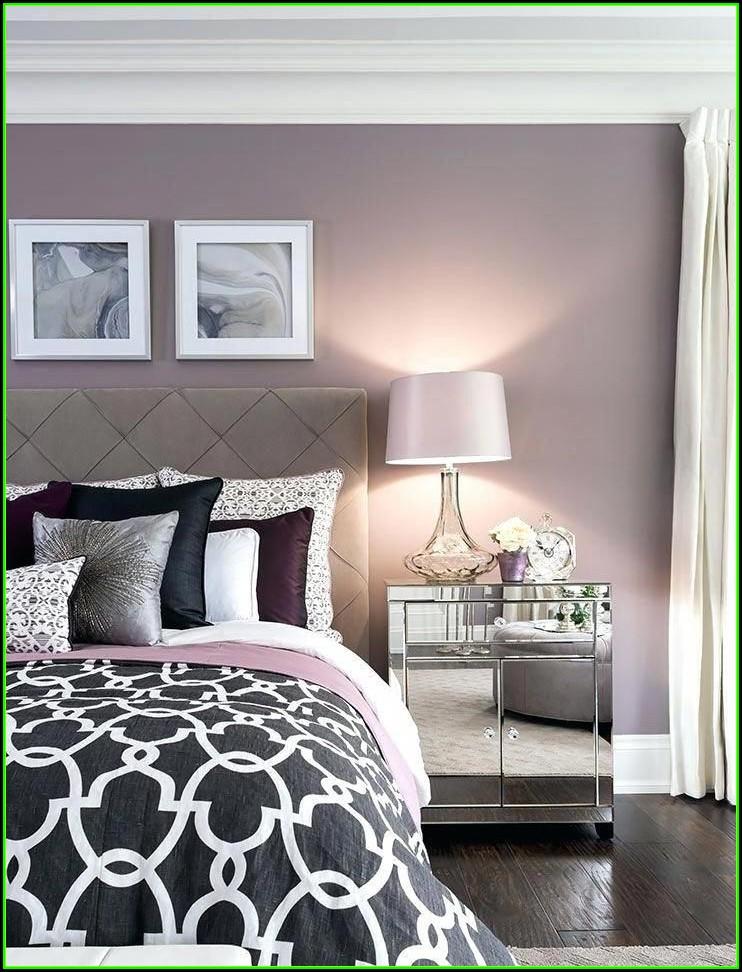 Schlafzimmer Ideen Wandfarbe