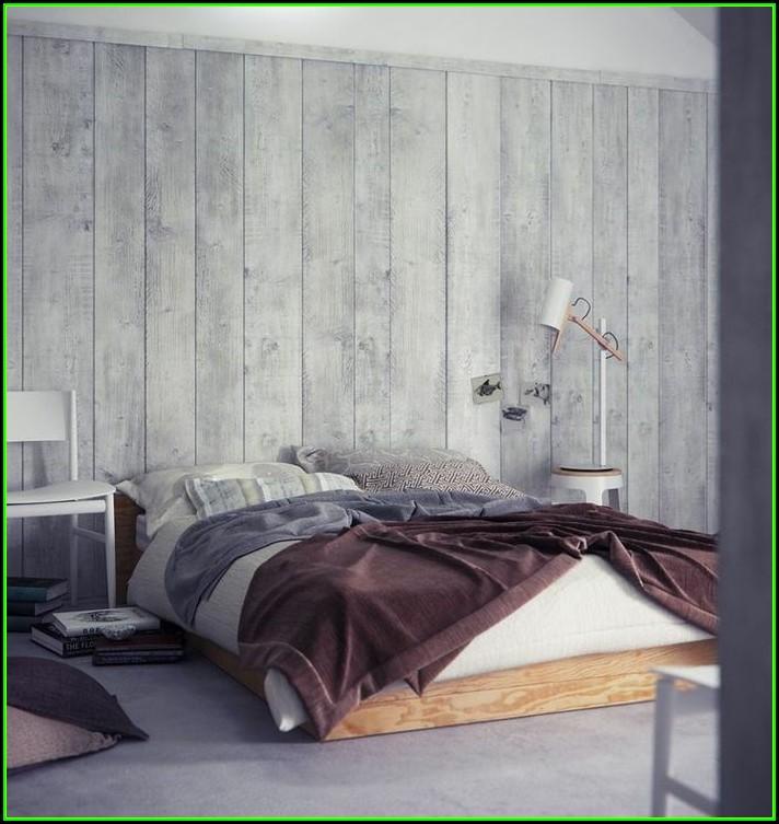 Schlafzimmer Ideen Wandgestaltung Tapete