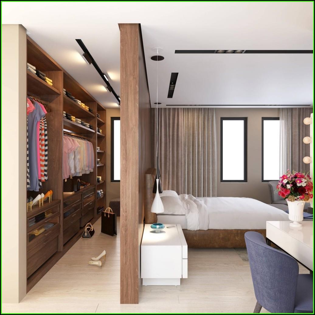 Schlafzimmer Ohne Kleiderschrank Ideen