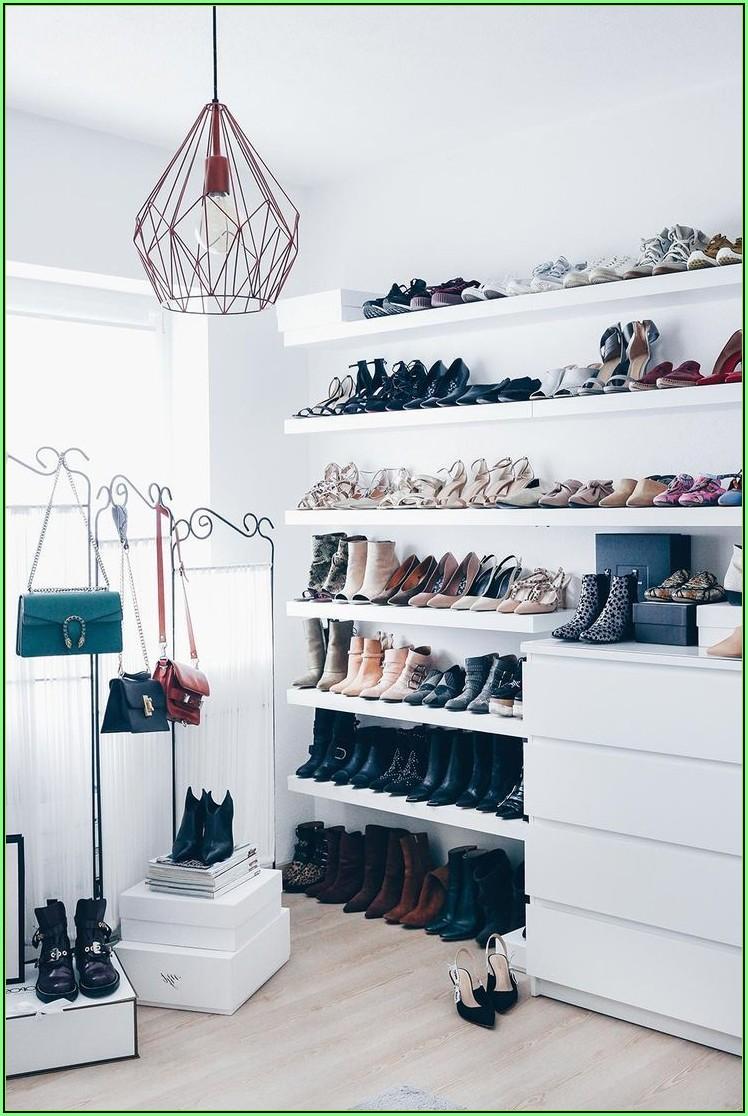 Schuhe Ankleidezimmer