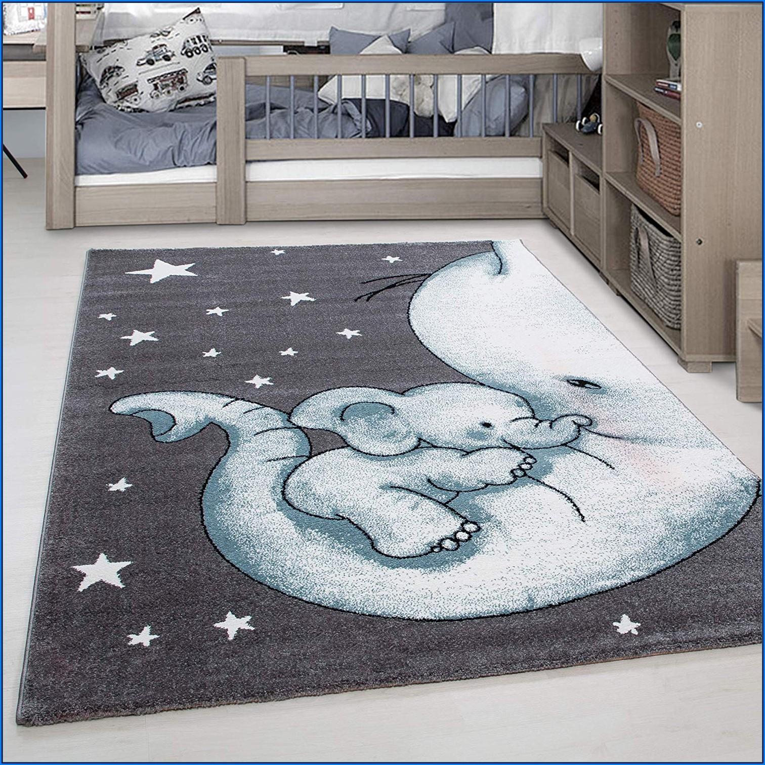 Teppich Rund Babyzimmer